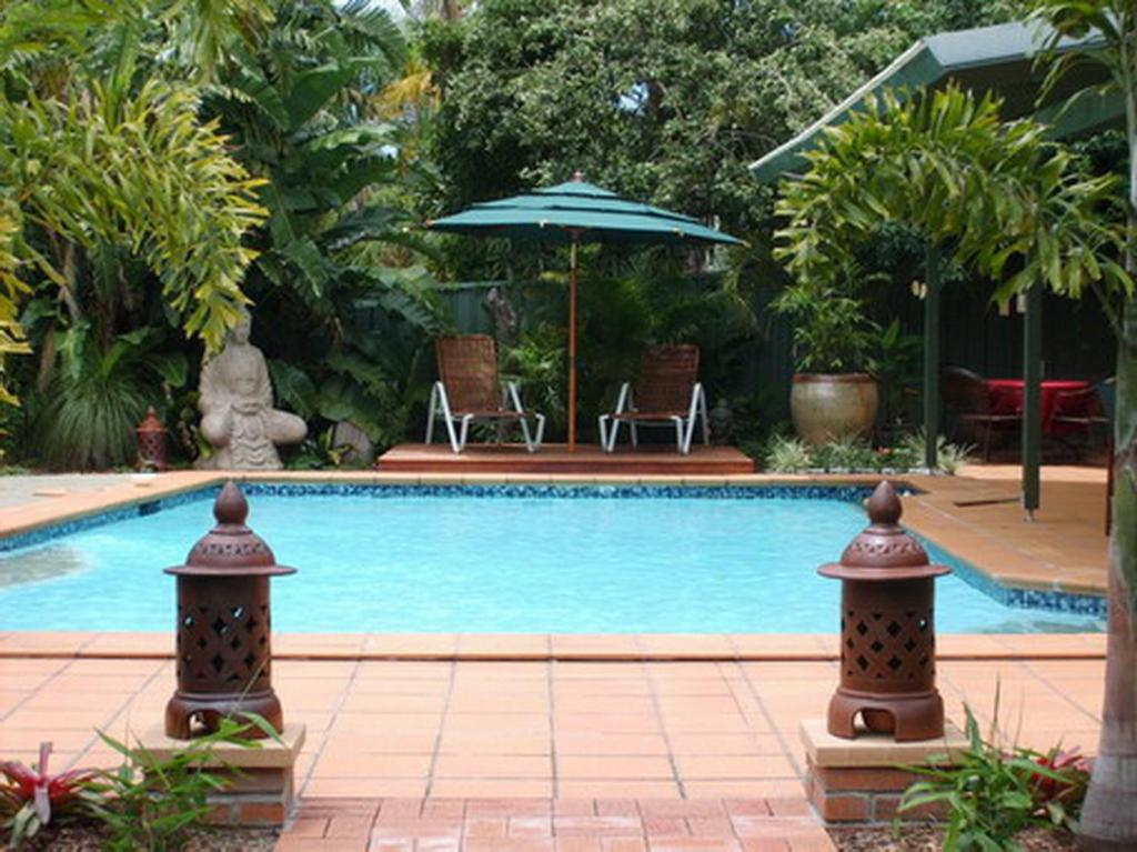 The swimming pool at or near Tantarra Bed & Breakfast
