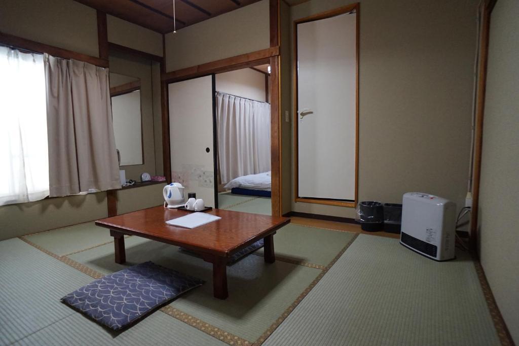 旅館 勝太郎にあるシーティングエリア