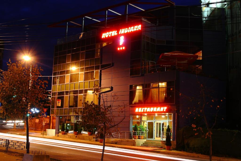 Indiana Hotel Iasi, Romania