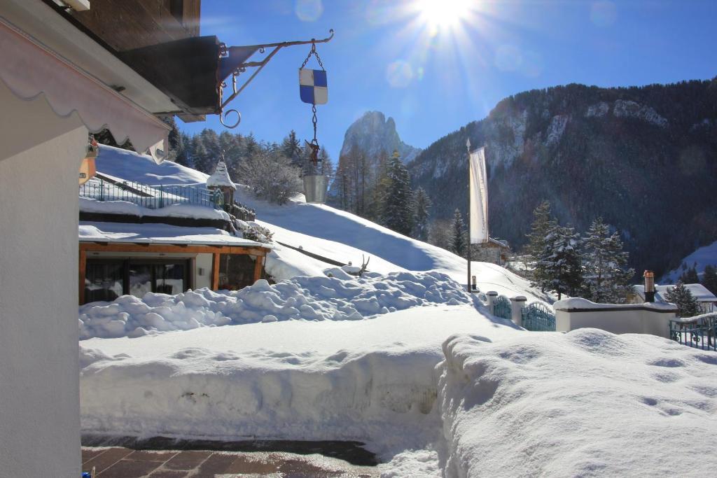 Residence Prapoz зимой