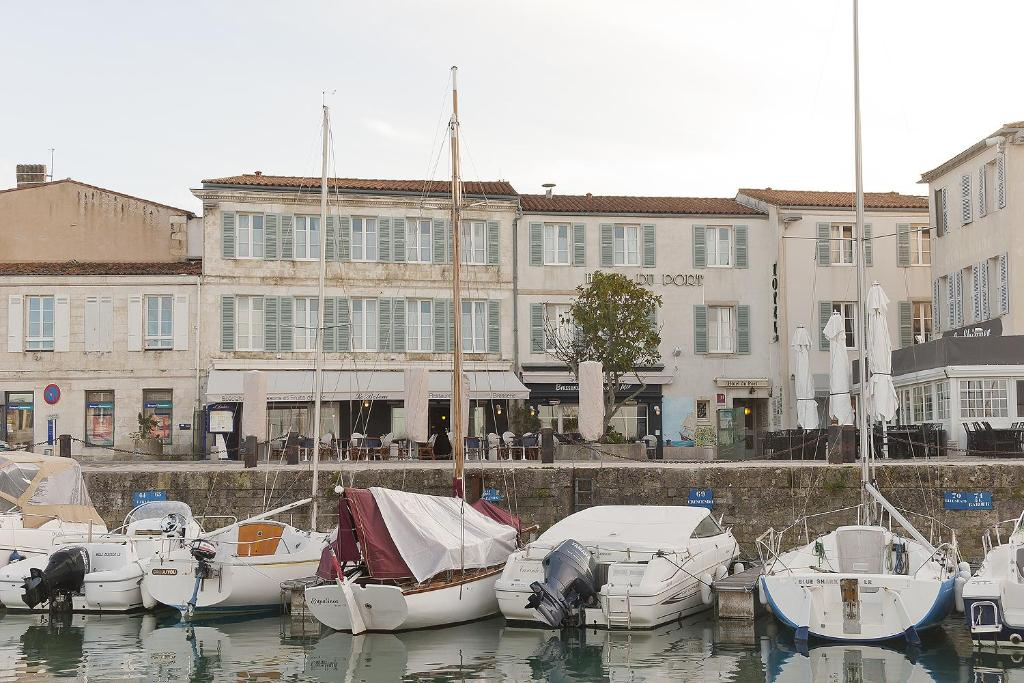 Hotel du Port Saint-Martin-de-Re, France