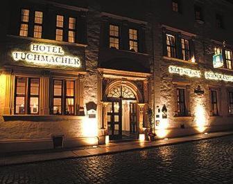 Romantik Hotel Tuchmacher Gorlitz, Germany