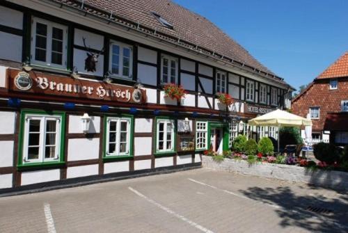 Hotel Brauner Hirsch Bad Harzburg, Germany