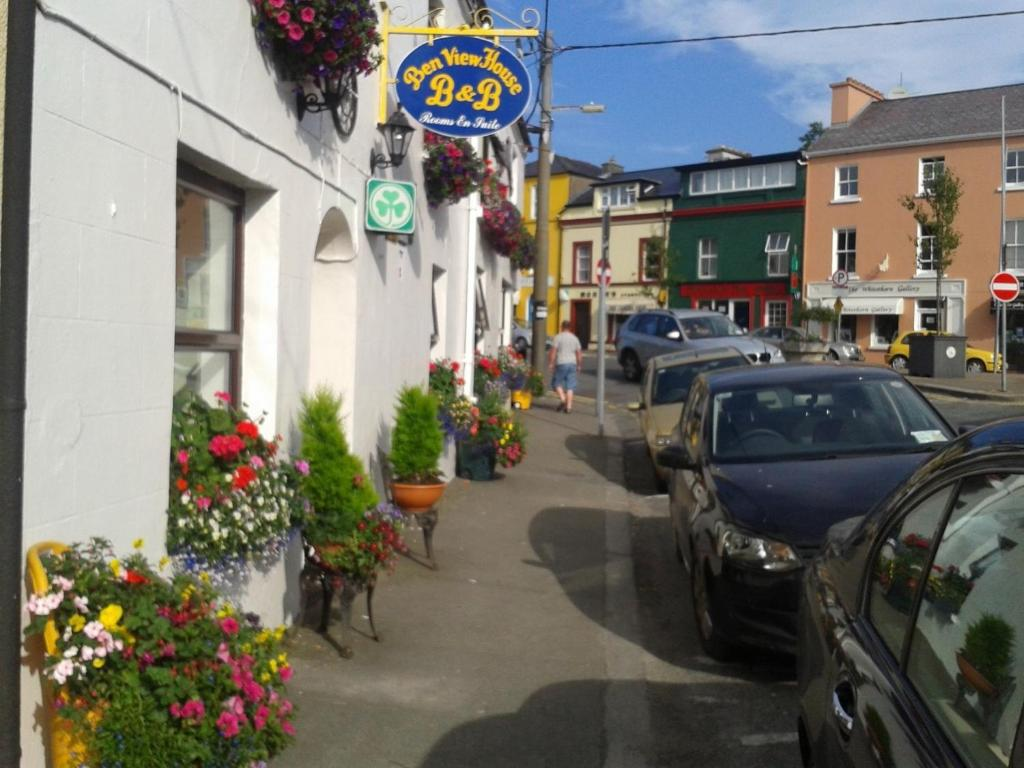 Ben View Guesthouse Clifden, Ireland