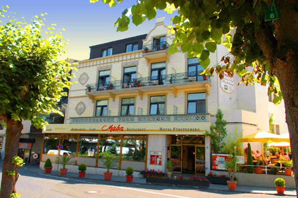 Hotel Furstenberg Bad Neuenahr-Ahrweiler, Germany