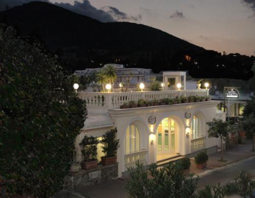 Hotel Rosetta Ischia, Italy