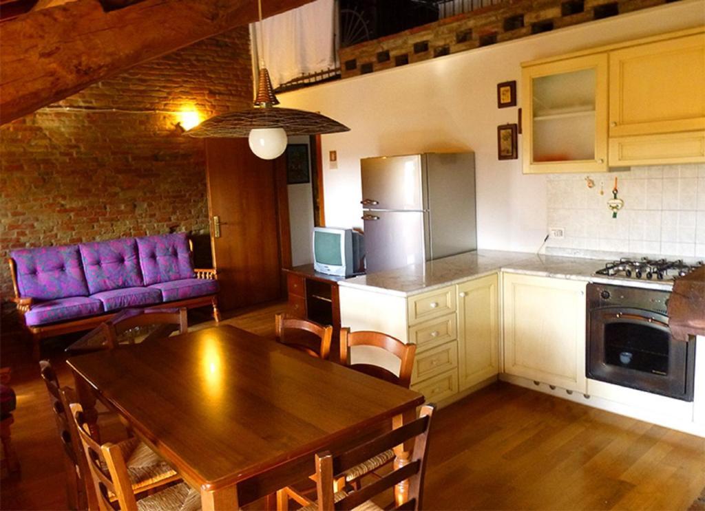 Cucina o angolo cottura di La Tomina