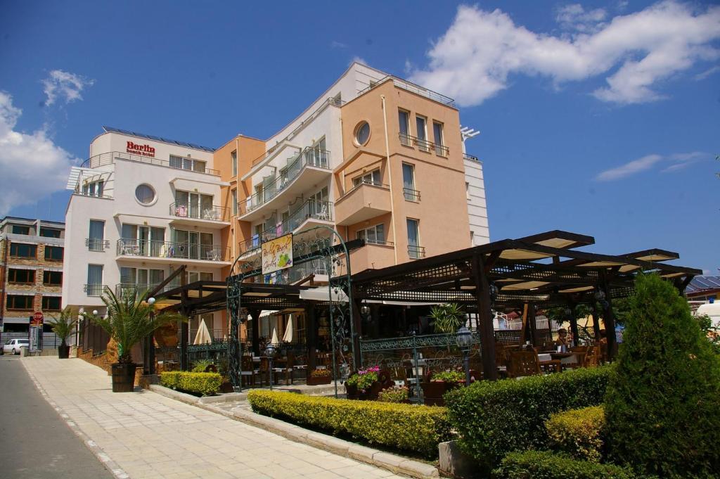 Berlin Beach Hotel Sveti Vlas Sveti Vlas, Bulgaria