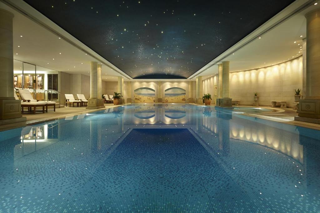 The swimming pool at or near The Langham Sydney