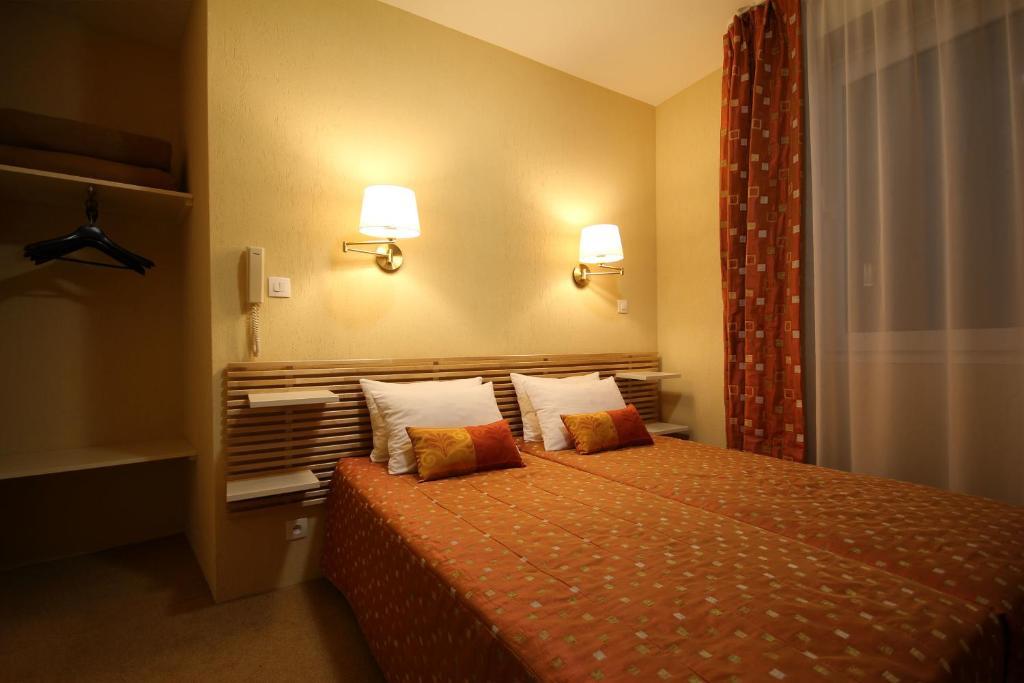 Hotel Atlantic Lourdes, France