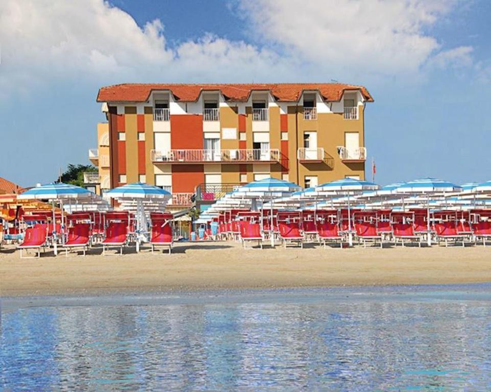 Hotel Marina Gatteo a Mare, Italy