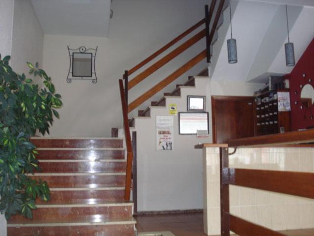 Лобби или стойка регистрации в Hotel Azahar