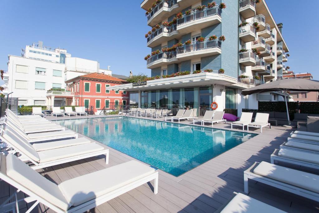 Hotel Adlon Lido di Jesolo, Italy