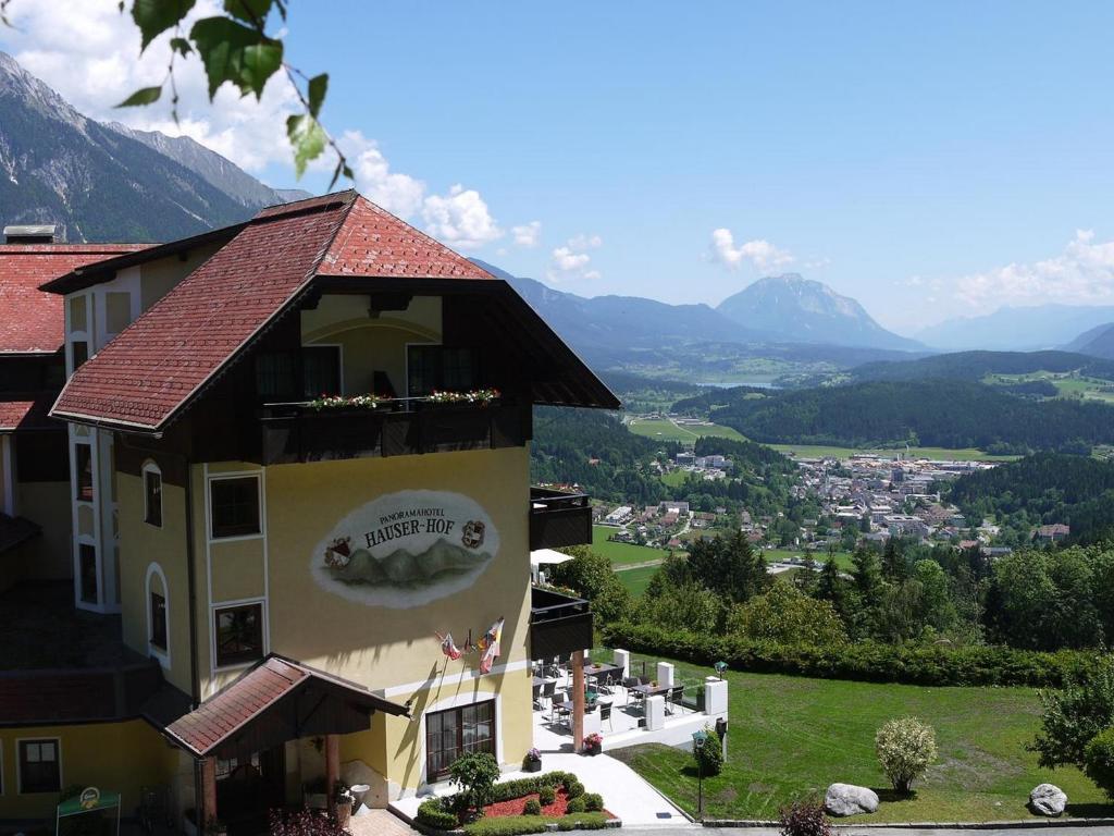 Panoramahotel Hauserhof Hermagor, Austria