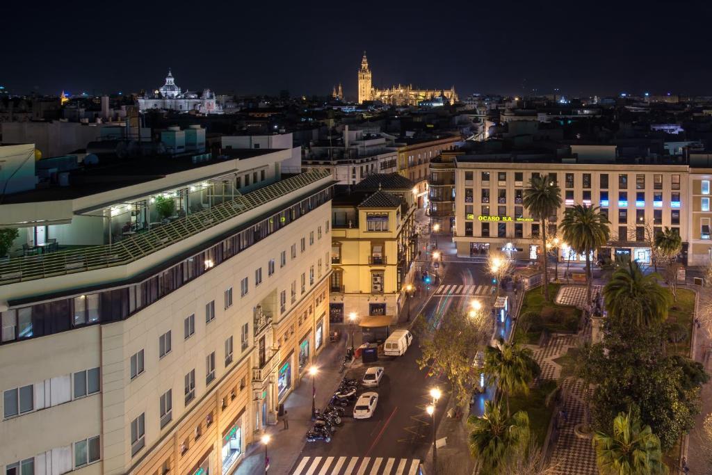 Hotel Derby Sevilla Seville, Spain