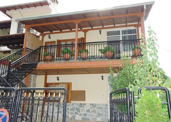 Μπαλκόνι ή βεράντα στο Elati Apartments
