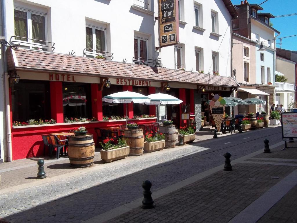 L'Etoile d'Or Bourbonne-les-Bains, France