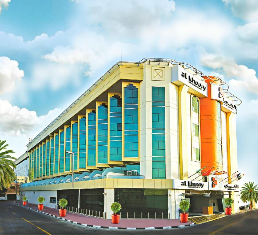 Отель al khoory executive дубай дом в аликанте купить
