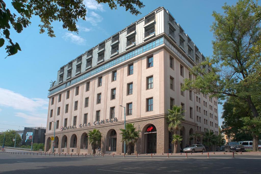 Capital City Center Apart Residence