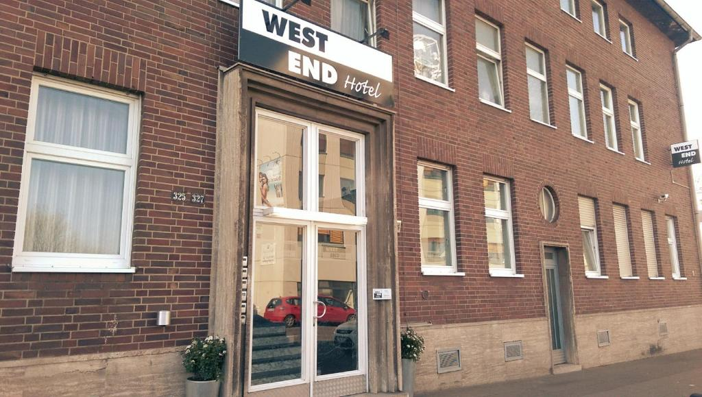 Hotel Westend Cologne, Germany