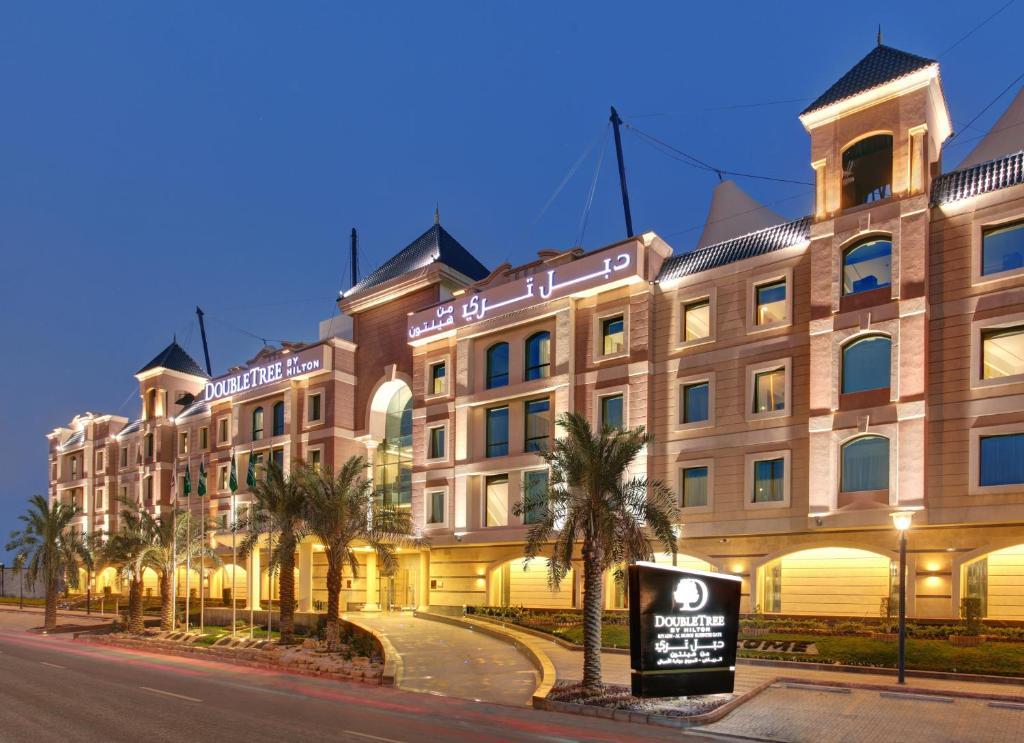 Doubletree By Hilton Hotel Riyadh Al Muroj Business Gate Riyadh Updated 2021 Prices