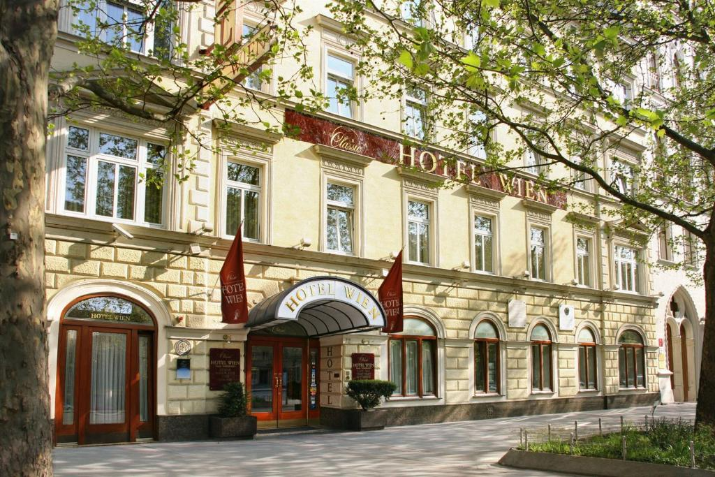 Austria Classic Hotel Wien Vienna, Austria