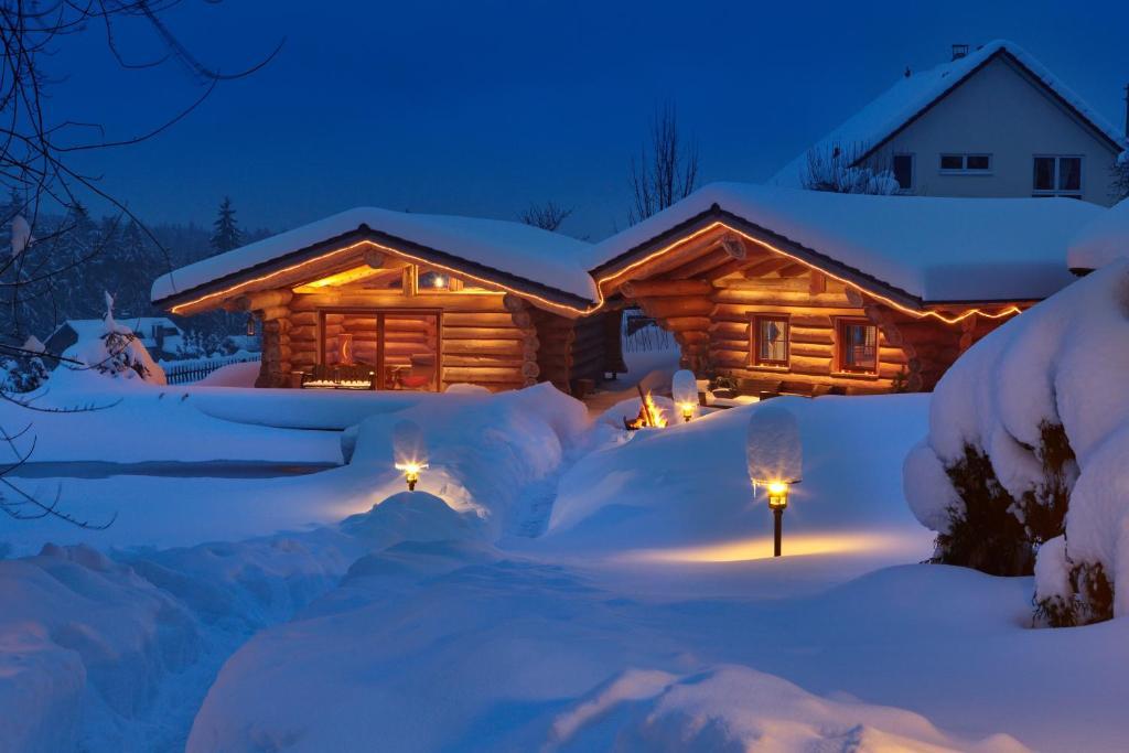 Hotel Konradshof im Winter