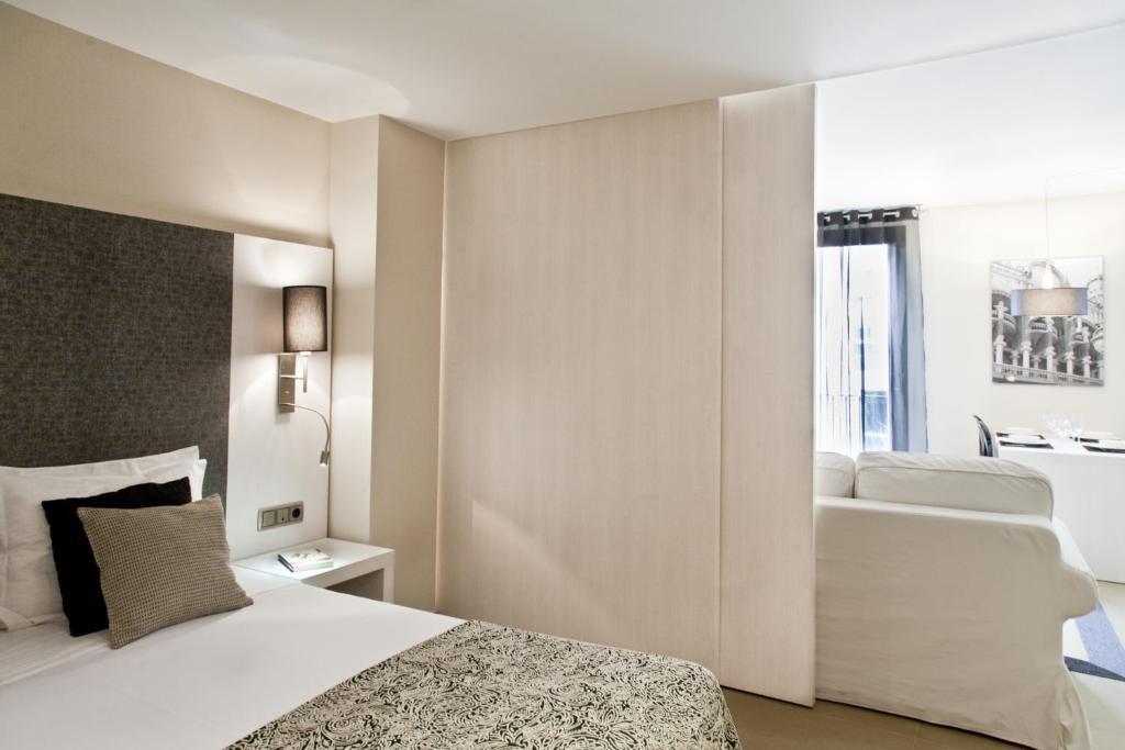 Up Suites Bcn - Laterooms