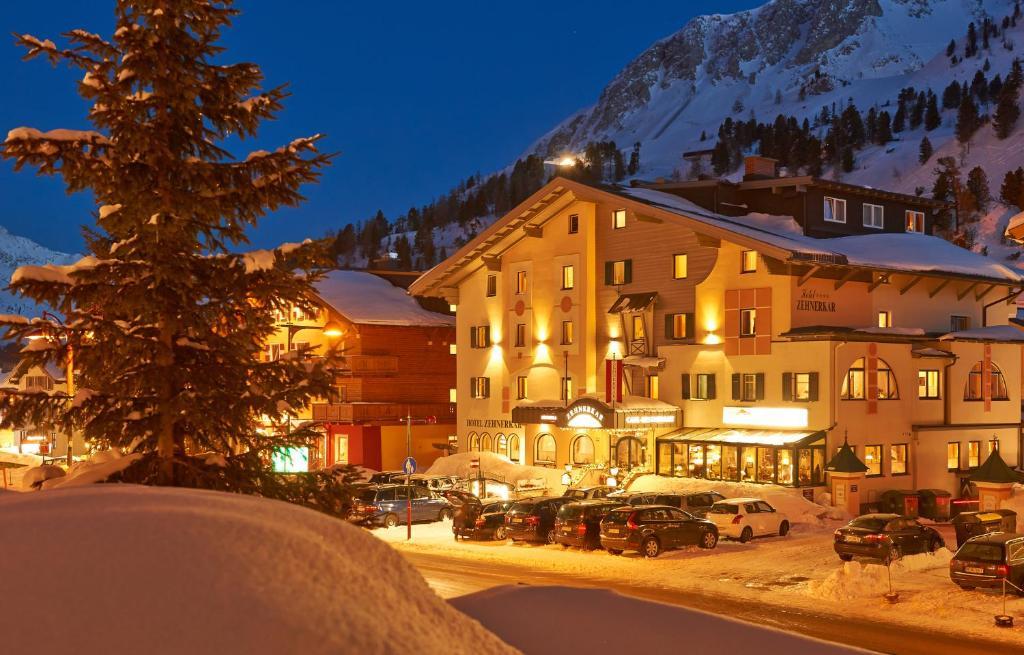 Hotel Zehnerkar & Hotel Obertauern Obertauern, Austria
