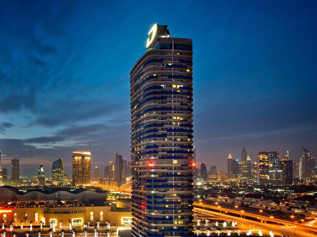 شقق فندقية Damac Maison Dubai Mall Street الإمارات دبي Booking Com