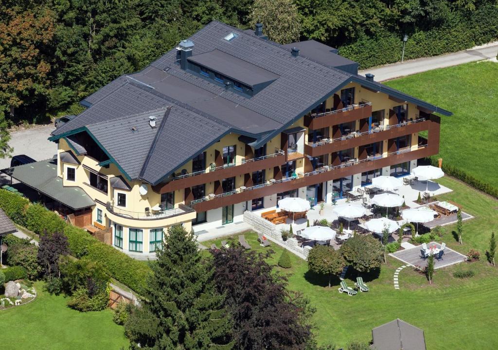 Hotel Aberseehof Sankt Gilgen, Austria