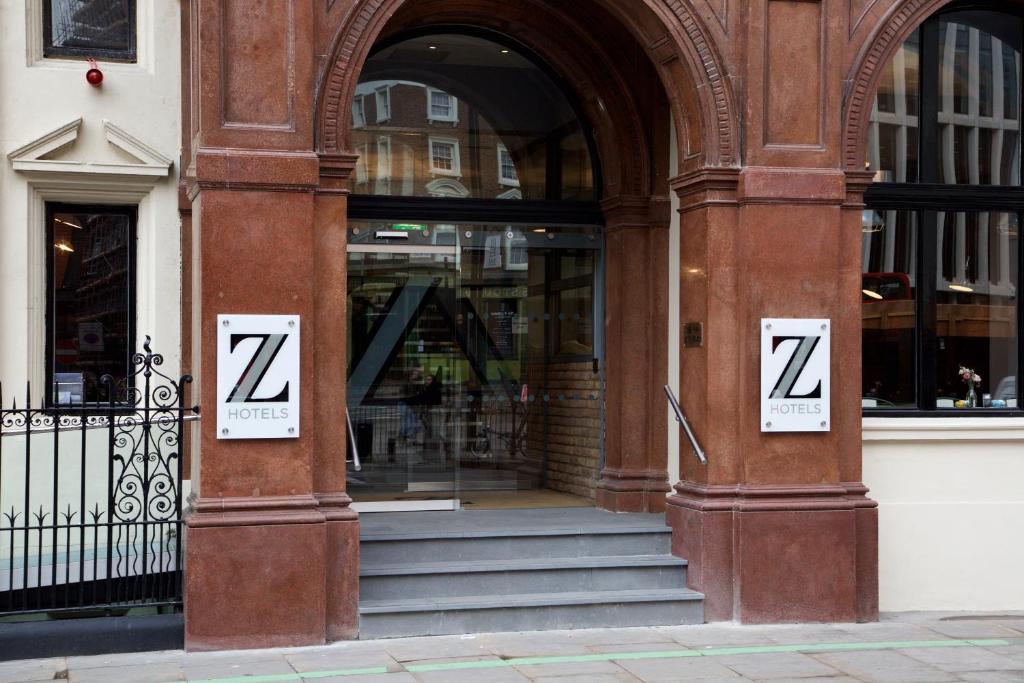 Fachada o entrada de The Z Hotel Shoreditch