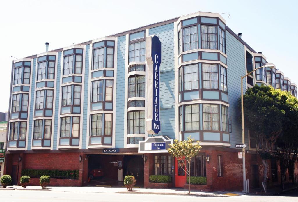 The Carriage Inn.