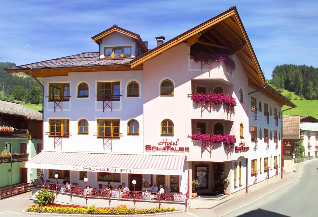 Hotel Schattauer Wagrain, Austria