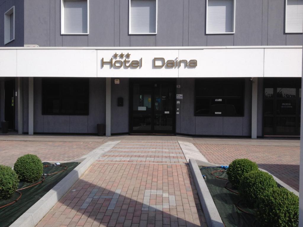 Hotel Daina Dalmine, Italy