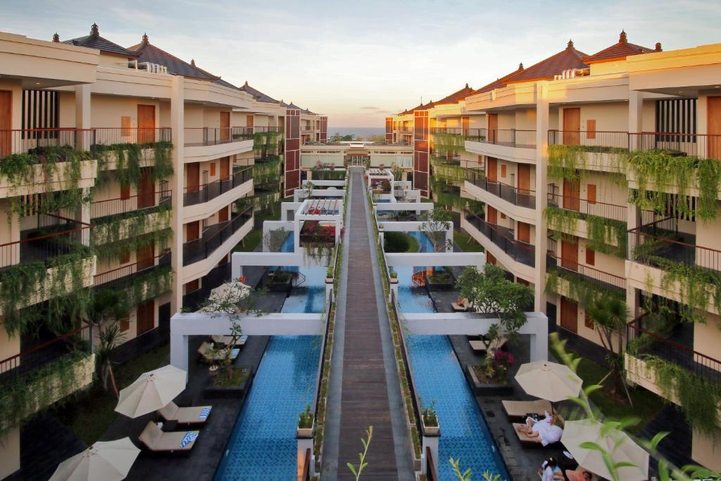 Vouk Hotel And Suites Nusa Dua Indonesia Booking Com