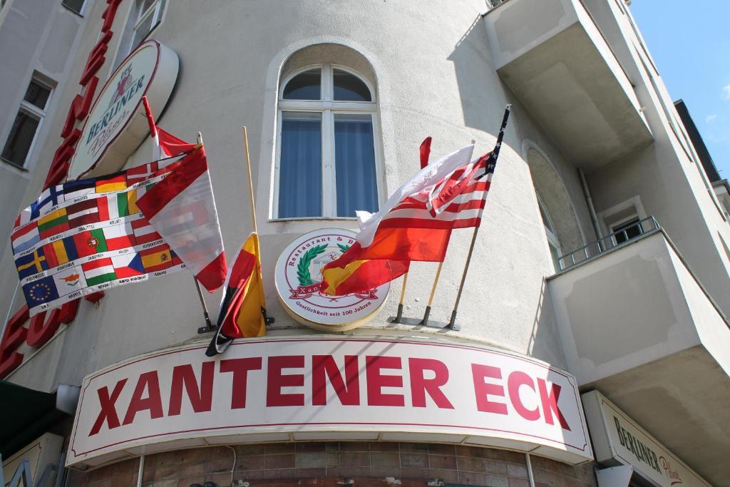 Hotel Pension Xantener Eck Berlin, Germany