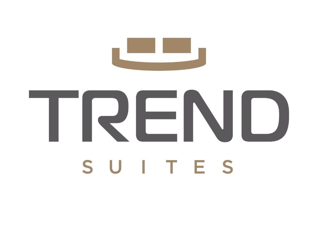 The logo or sign for the condo hotel