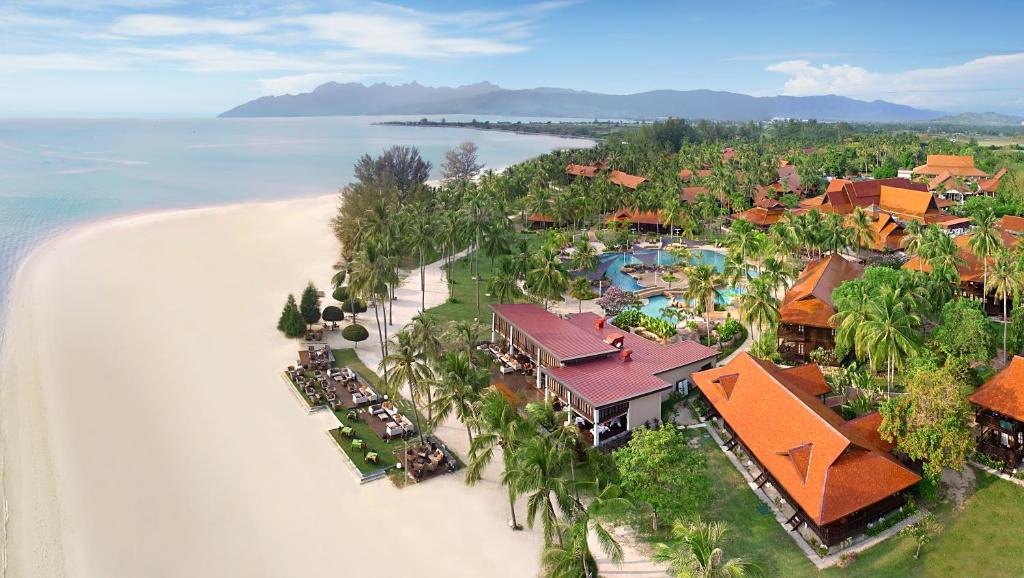 A bird's-eye view of Pelangi Beach Resort & Spa, Langkawi
