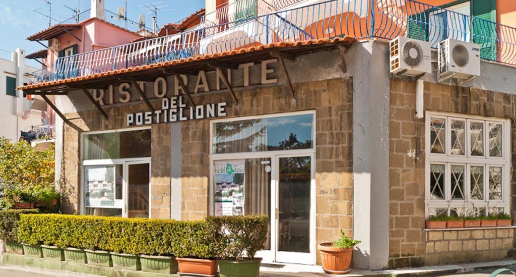 Hotel Del Postiglione Ischia, Italy