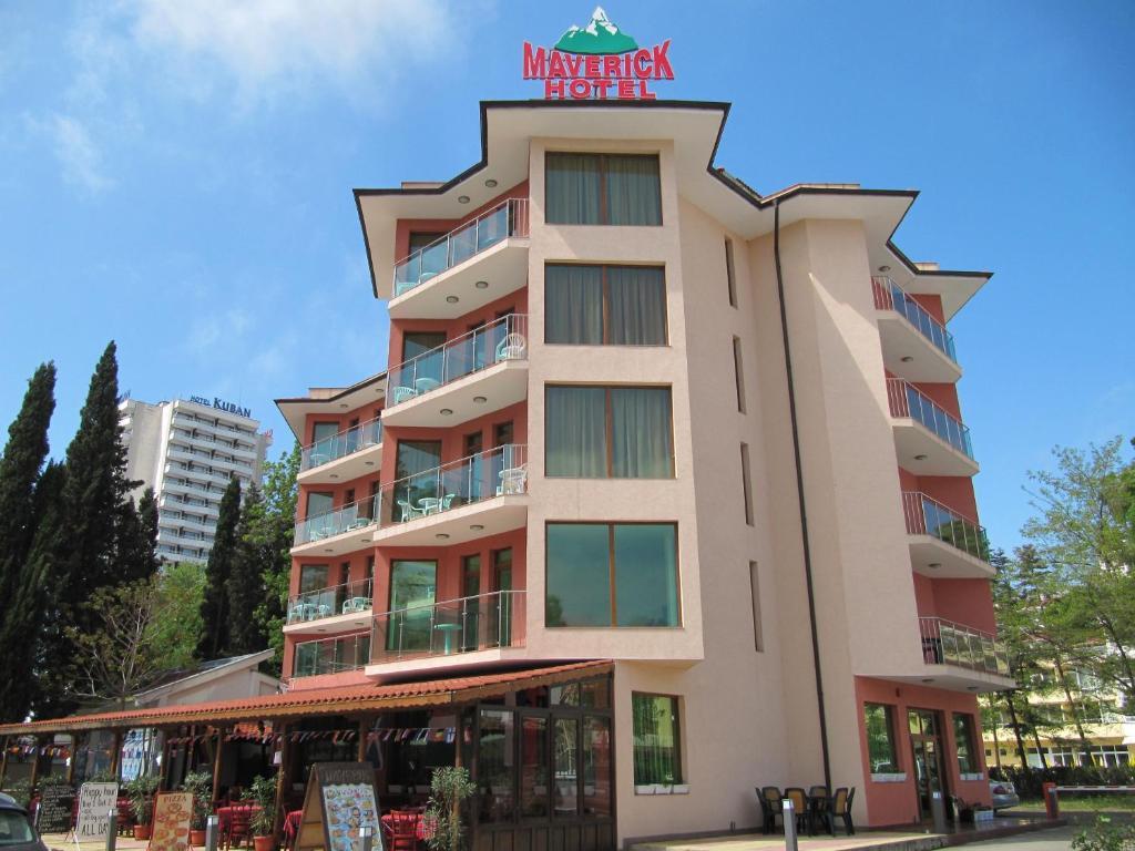 Maverick Hotel Sunny Beach, Bulgaria