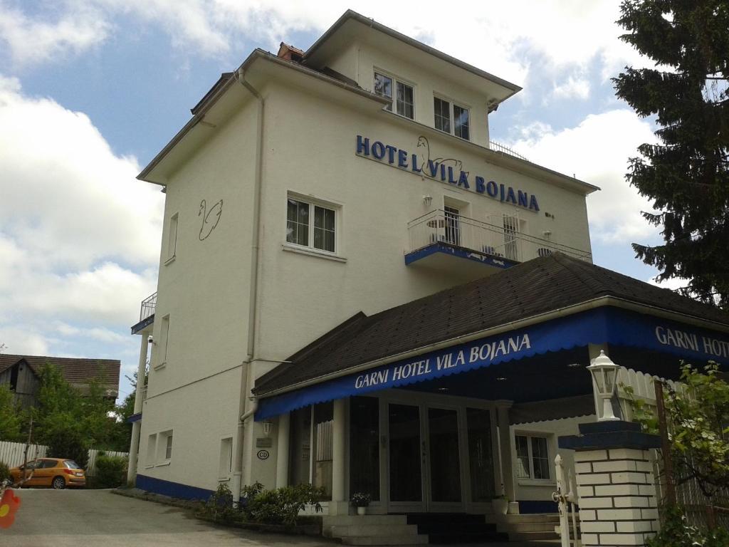 Hotel Vila Bojana Bled, Slovenia