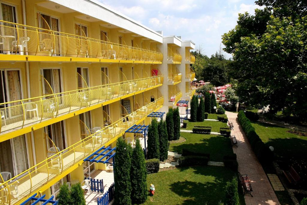Orhidea Park Hotel - All Inclusive Albena, Bulgaria