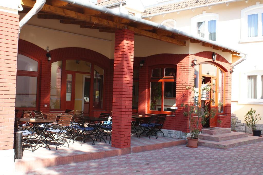 Un restaurant sau alt loc unde se poate mânca la Hotel Palota City
