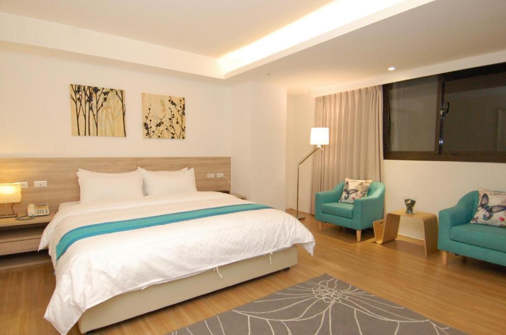宜蘭第五季國際旅店