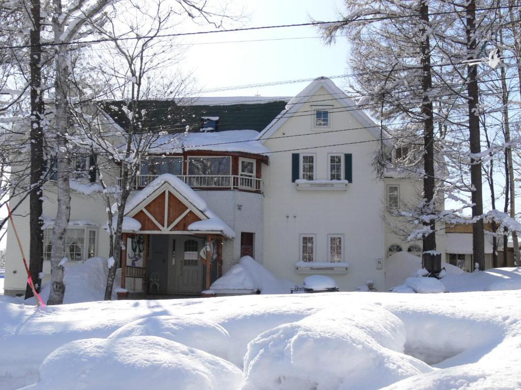 Pension Locomotion under vintern