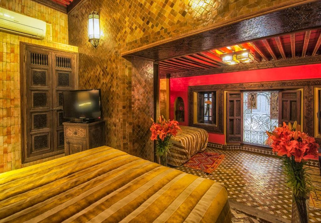Riad La Maison Verte، فاس (نقاط التقييم 10.1010)  أسعار 10 المحدّثة