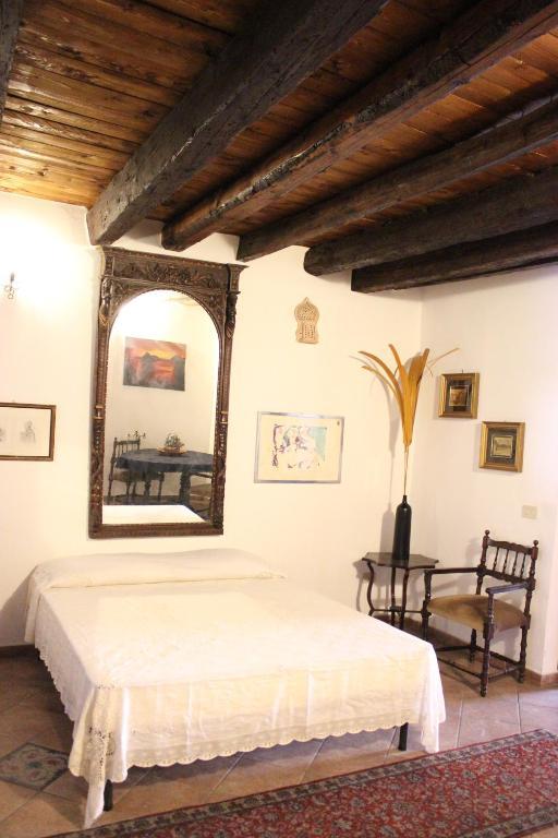 Letto o letti in una camera di Filippo's Holiday House