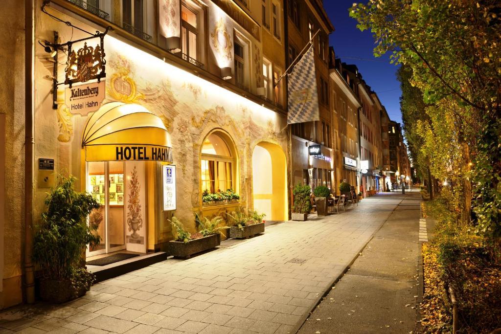 Hotel Hahn Munich, Germany
