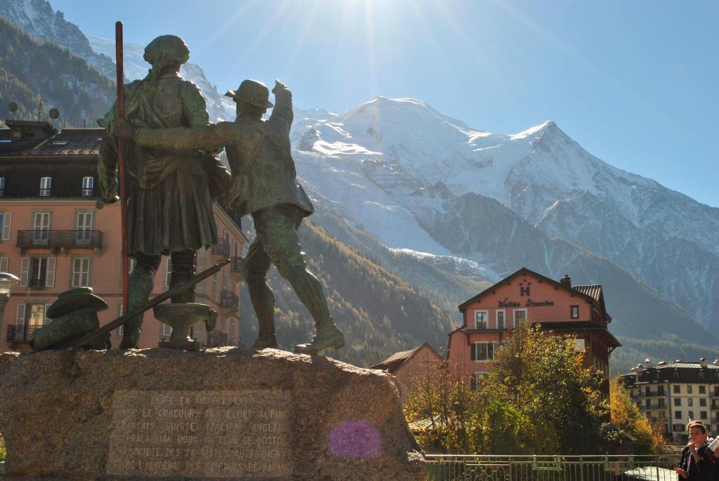 Hotel Vallee Blanche Chamonix-Mont-Blanc, France